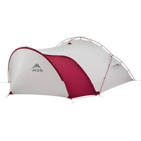 MSR F&L Body Hubba Tour 3 Akcesoria do namiotu czerwony/biały
